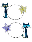 Pete The Cat Cubby Tags