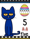 Pete The Cat Inspired Ten Frames