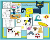 Pete The Cat ( Pete At The Beach)