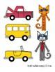 Pete The Cat (Pete The Cat's Got Class)