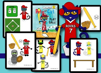 Pete The Cat (Play Ball)