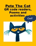 Pete The Cat QR codes and activities