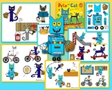 Pete The Cat Robo Pete (Visual Aids)