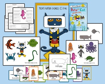 Pete The Cat (Scuba Cat)