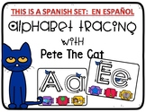 Pete The Cat Spanish Alphabet