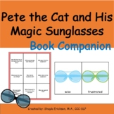 Pete The Cat and His Magic Sunglasses Speech and Language