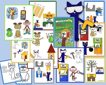 Pete The Cat and The Tip Top Treehouse
