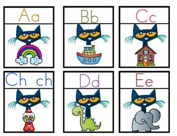 Pete The Cat letras en Español