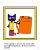 Pete The Cat's Backpack