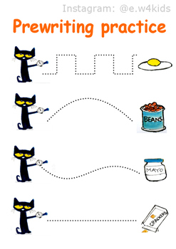 Pete The cat Lunch (Pack)