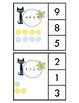 Pete's Buttons Addition Clip Cards