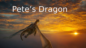 Pete's Dragon Movie - Power Point 1977 and 2016 review plot information