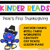 Pete's First Thanksgiving Kinder Reads