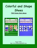 Colorful and Shape Shoes