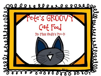 Pete's Groovy Snack Food Goldfish Tags