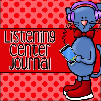 Cat's Listen to Reading Response Journal