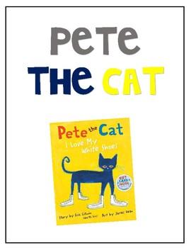 Pete the Cat / Read Aloud Book Companion