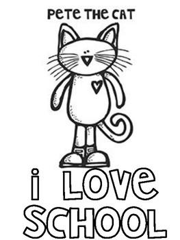 Pete the Cat Activities by Kelsey Hilliard | Teachers Pay Teachers