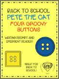 Back to School Button Emergent Reader