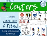 Pete the Cat Centers!