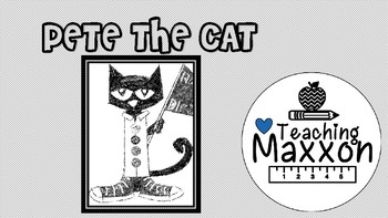 Pete the Cat Comparing Stories