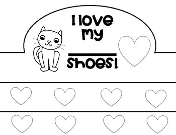 image regarding Pete the Cat Printable Template named Pete The The Cat Craft Worksheets Instruction Materials TpT