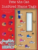 Pete the Cat Door Display and Name Tags