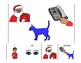 Pete the Cat Saves Christmas - Adapted Book