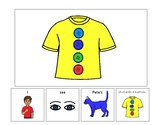 Pete the Cat Four Groovy Buttons - Adapted Book