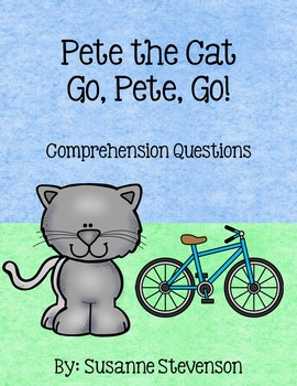 Pete the Cat; Go, Pete, Go!