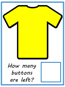 Pete the Cat- How many buttons
