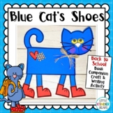 Pete the Cat: I Love My Shoes Book Companion Craft