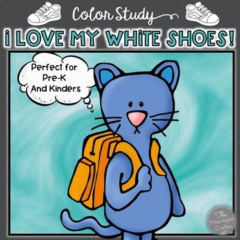 The  Cat Loves His White Shoes HUGE COLOR BUNDLE