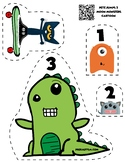 Pete the Cat Jumps 3 Monsters