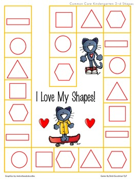 The Groovy Cat Math Game boards