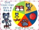 One Cool Cat Math & Literacy Pack B-Kinder/1 CCSS