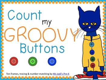 Groovy Cat Math Mats