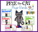Pete the Cat (Mega-Bundle) Reading Comprehension, Synonyms, Sight Words & More!