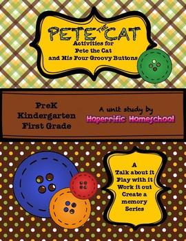 Pete the Cat Mini Bundle A
