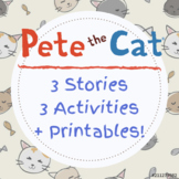 Pete the Cat Musical Activities
