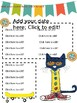 Pete the Cat Newsletter