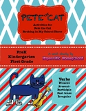 Pete the Cat- Rocking in My School Shoes- NO PREP Worksheets
