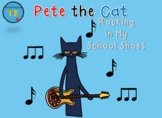 Pete the Cat Rocking in My School Shoes Story Sequence