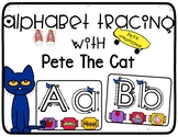 Pete the Cat Sample Handwriting Mats