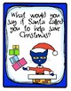 Pete the Cat Saves Christmas Book Extension