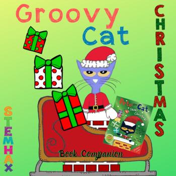 Pete The Cat Saves Christmas.Pete The Cat Saves Christmas Book Companion Stem