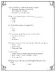 Pete the Cat Saves Christmas -- Comprehension, Writing, Se