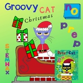 Pete the Cat --- Christmas No-PREP Worksheets