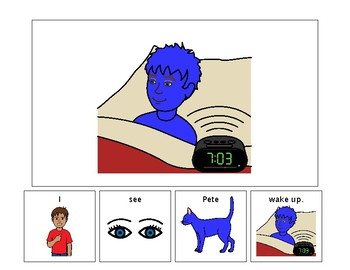 Pete the Cat Snow Days - Adapted Book