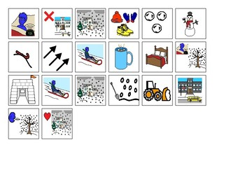 Pete the Cat Snow Days Pictures
